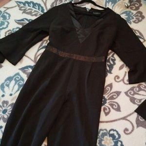 💥💥NWT Gorgeous Eloquii black jumpsuit